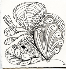 Zentangle4blog