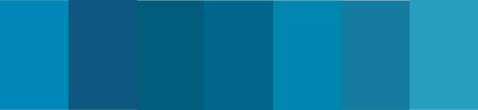 Color of the Week... Turkish Sea - Valori Wells b71e15263a50